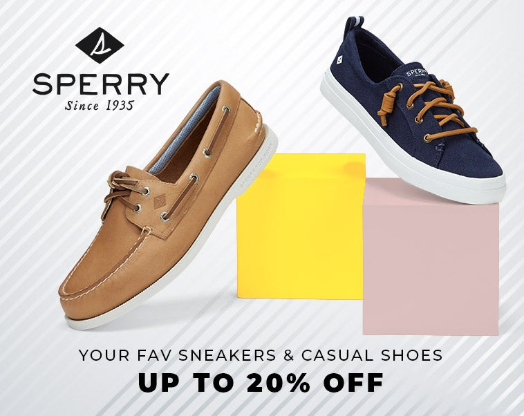 Sperry - Sneakers & Casual Shoes