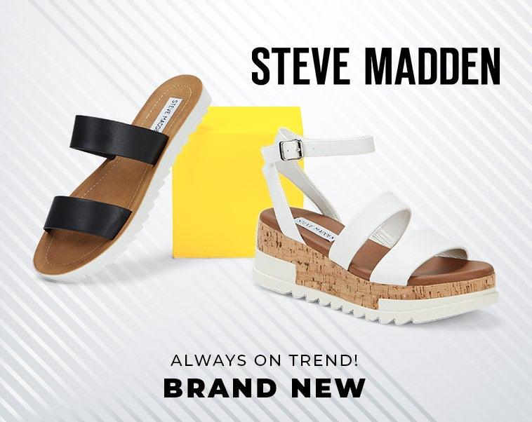 Steve Madden - Fashion Sandals