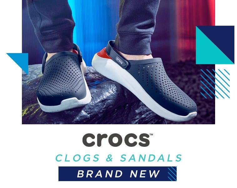 Crocs - Clogs & Sandals