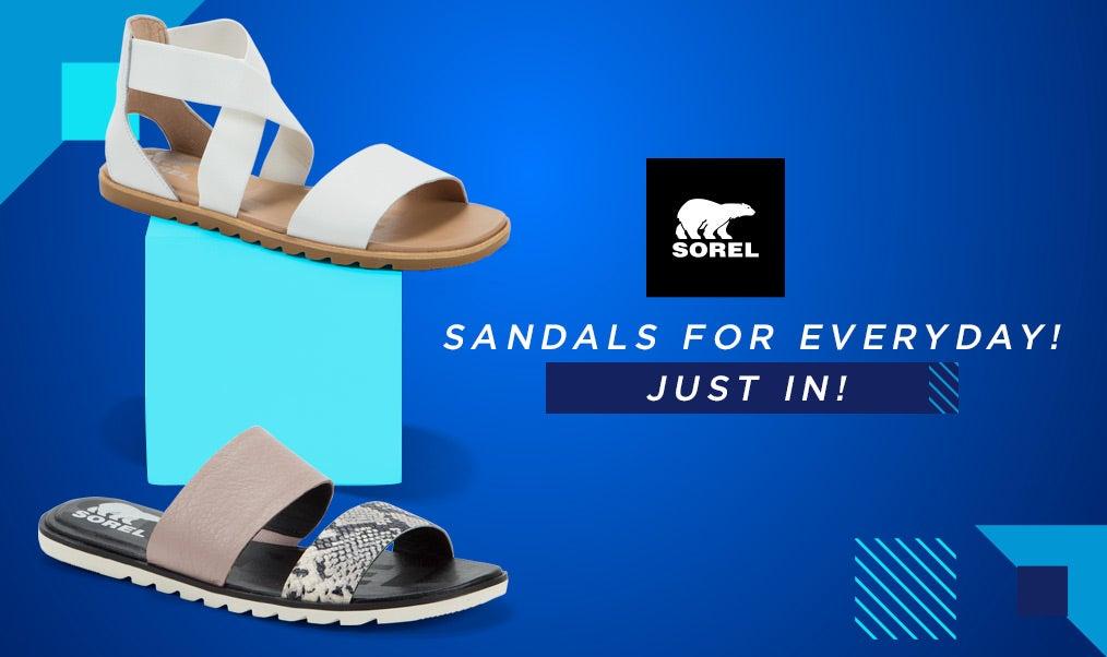 Sorel - Slip On Sandals