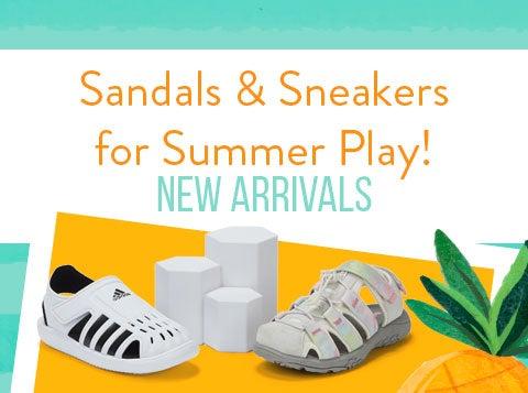 Kidz Zone - Sandals & Sneakers