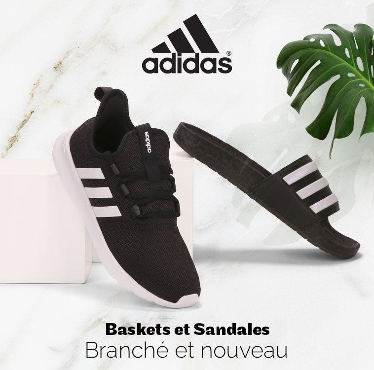 Adidas - Sandales et baskets
