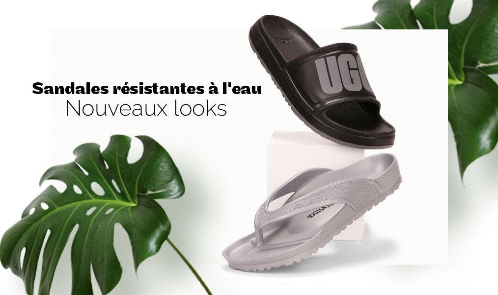 Sandales résistantes à l'eau