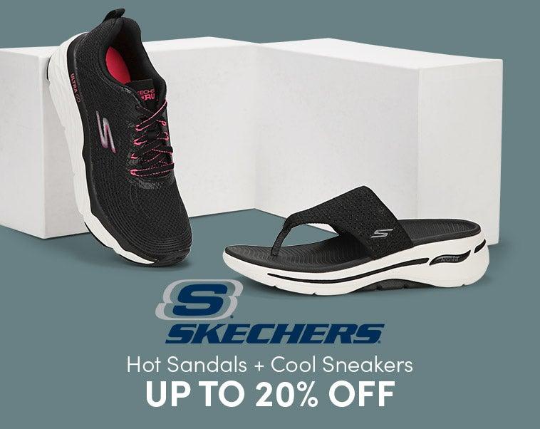 Skechers - Sandals & Sneakers