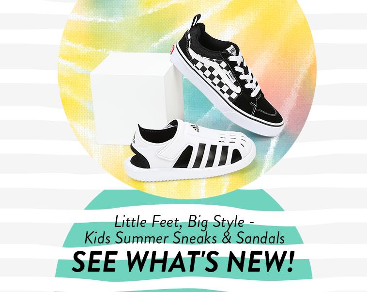Kids Sneakers & Sandals