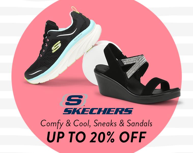 Skechers - Sneakers & Sandals