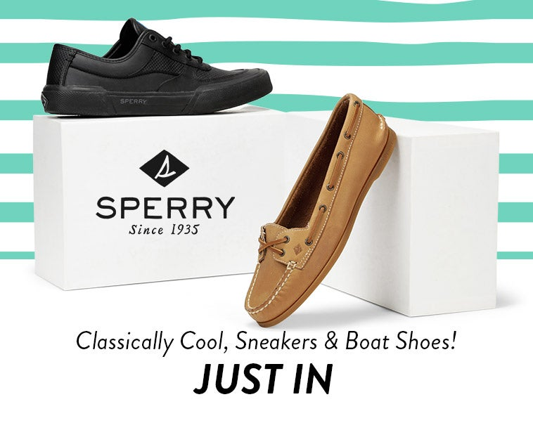 Sperry - Sneakers & Boat Shoes