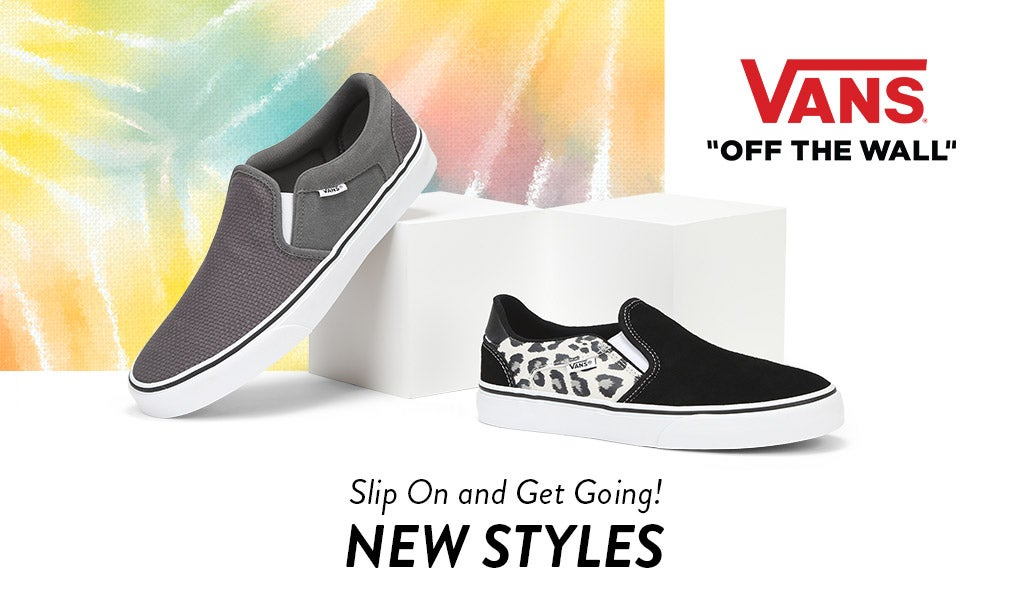Vans - Asher Collection