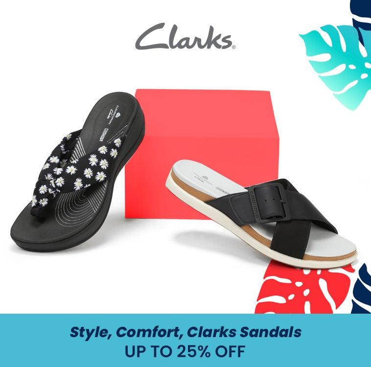 Clarks - Sandals