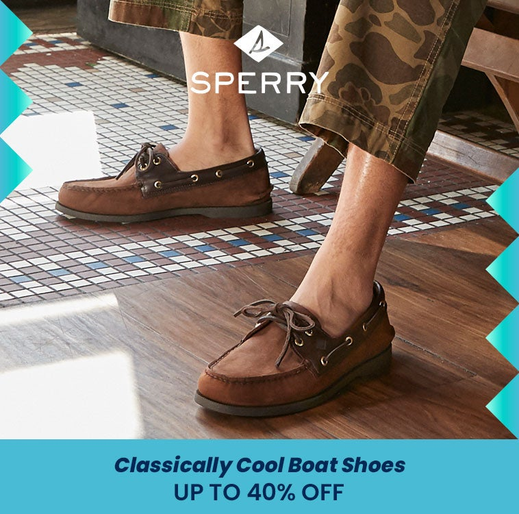 Sperry - Boat Shoes