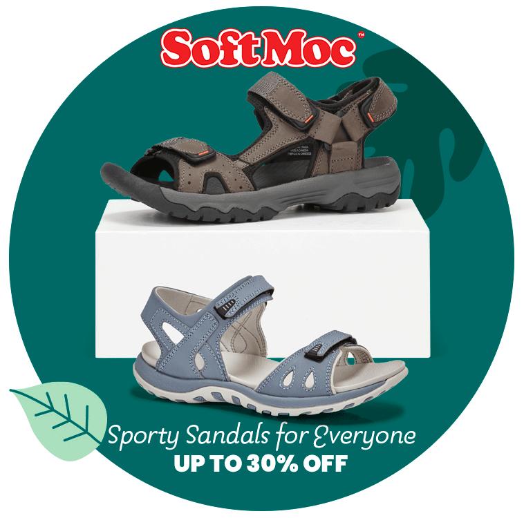 SoftMoc - Sport Sandals