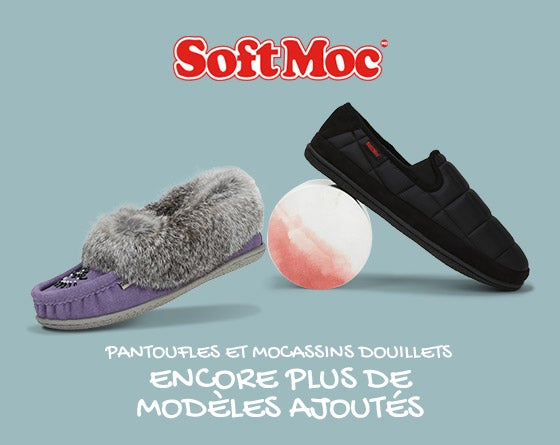 SoftMoc - Slippers & Moccasins