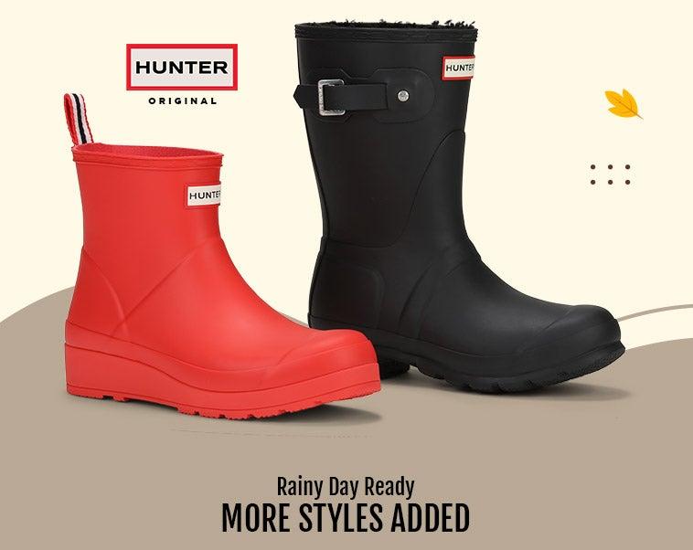 Hunter - Rain Boots