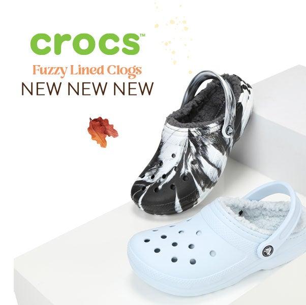 Crocs - Lined Clogs
