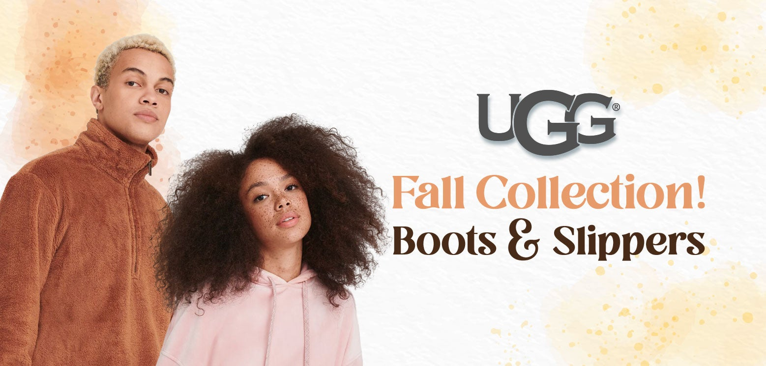 UGG - Fall Collection! Boots & Slippers