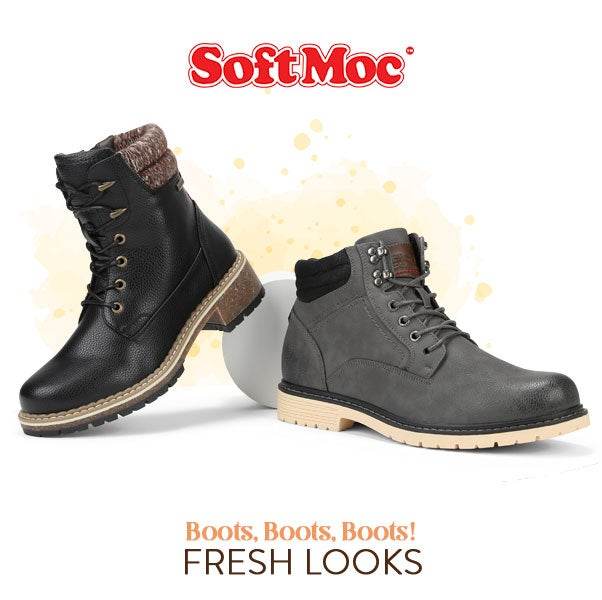SoftMoc - Casual Boots