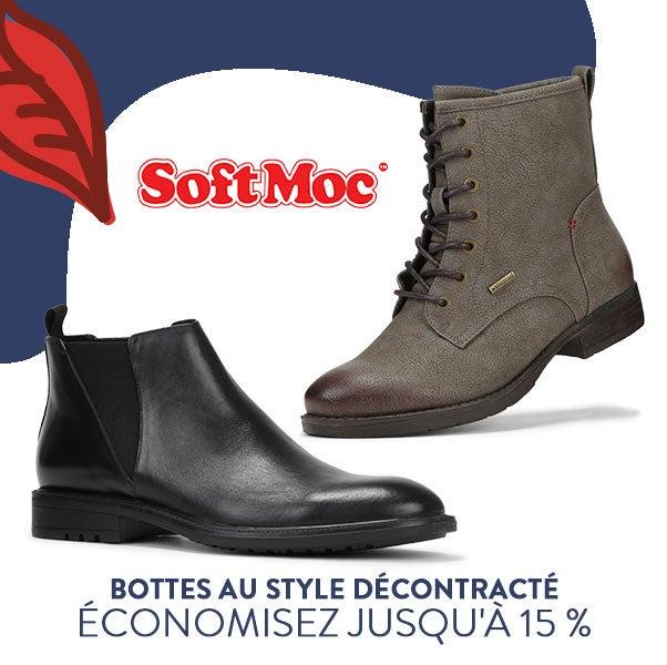 SoftMoc - Bottes décontractées