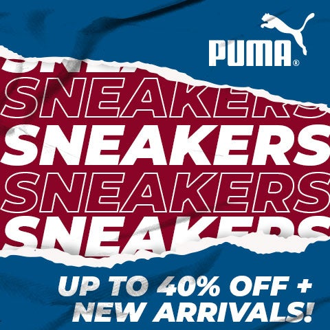 Puma - Sneakers Up to 40% Off + New Arrivals!