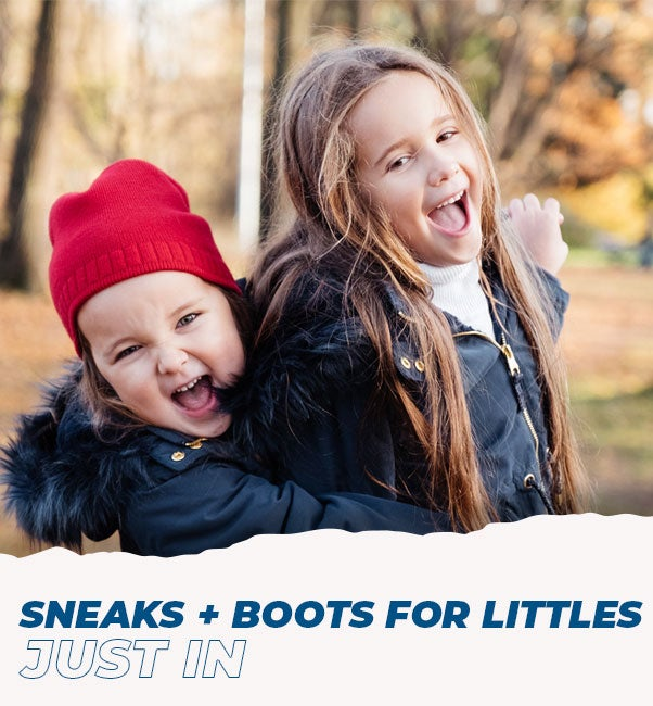 Kids - Sneakers & Boots