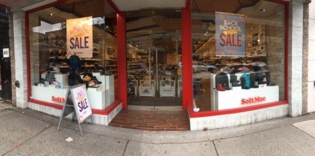 SoftMoc Granville Street