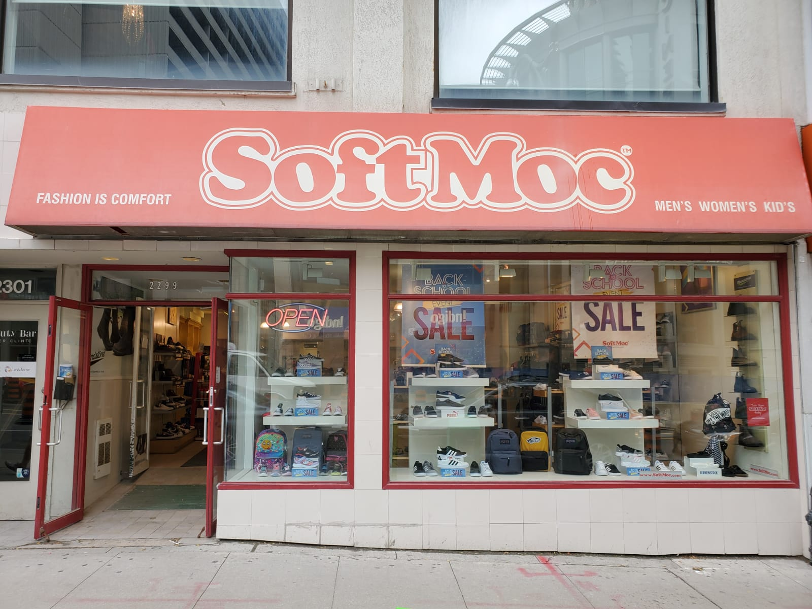 SoftMoc Yonge & Eglinton